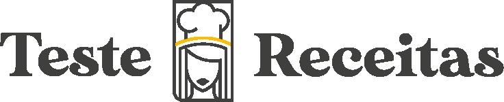 Logo Teste Receitas